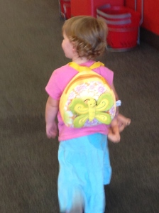 Just because you aren't going to school doesn't mean you can't sport a new backpack!
