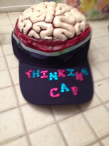 Do you have your thinking cap on?? :)