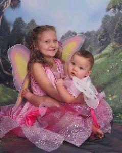Such beautiful little girls!
