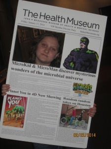 Extra! Extra! Read All About it!!