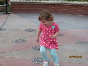 """Jilly said """"I just want to dance!"""""""