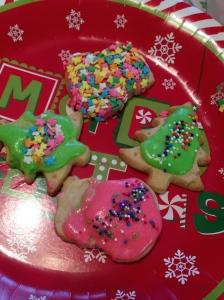 Merry Christmas Walkers!