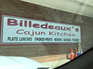 The home of Boudin Balls!