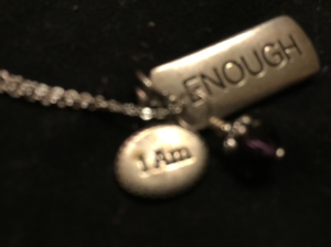 a reminder I wear every day